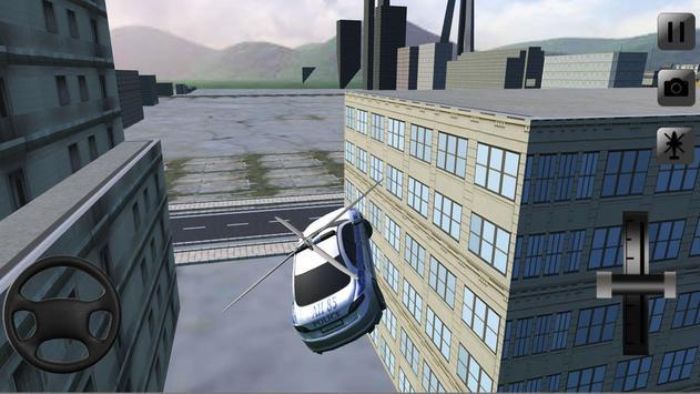 Police Flying Car - Helicopter apk screenshot