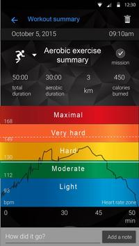 XYZlife BCX-Fitness screenshot 2