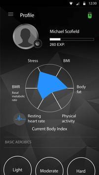 XYZlife BCX-Fitness screenshot 5