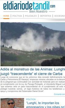 El Diario de Tandil apk screenshot
