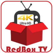 Redbox TV HD 2K18 icon