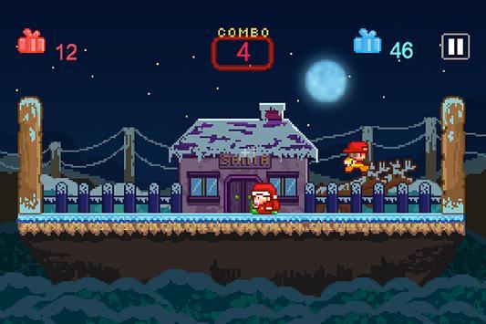 Smash Santa - 50 Gifts screenshot 2