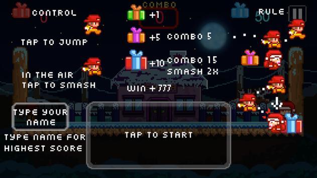 Smash Santa - 50 Gifts screenshot 5