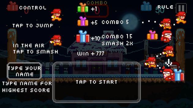 Smash Santa - 50 Gifts screenshot 9
