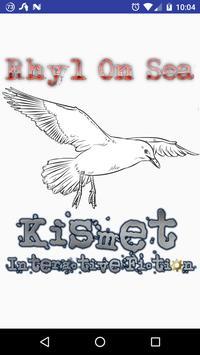 Rhyl On Sea (Free) poster