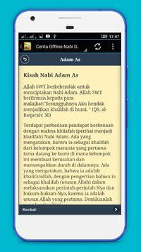 Cerita Nabi&Rasul Ringkas Praktis screenshot 1