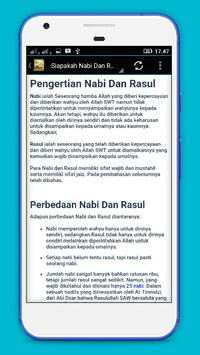 Cerita Nabi&Rasul Ringkas Praktis screenshot 2
