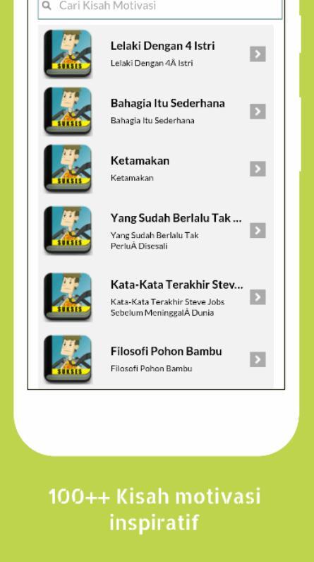 Cerita Motivasi Kesuksesan For Android Apk Download