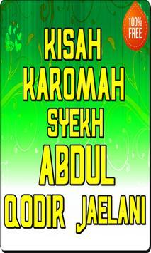 Kisah Karomah Syekh Abdul Qodir Jaelani poster