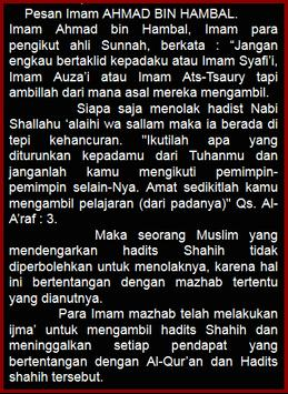 Kisah Imam HAMBALI screenshot 1
