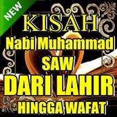KISAH NABI MUHAMMAD DARI LAHIR HINGGA WAFAT icon
