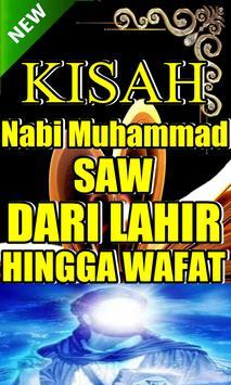 KISAH NABI MUHAMMAD DARI LAHIR HINGGA WAFAT screenshot 3