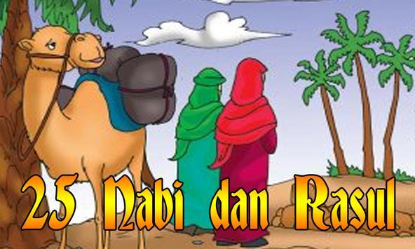Kisah 25 Nabi dan Rasul Video screenshot 2