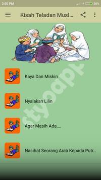Kisah Teladan Muslim apk screenshot