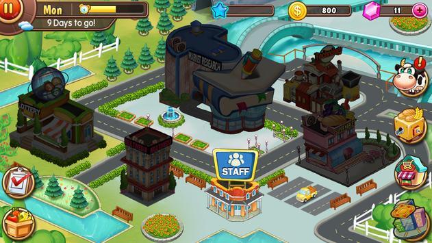 Farmer Tycoon -Farm Simulator apk screenshot