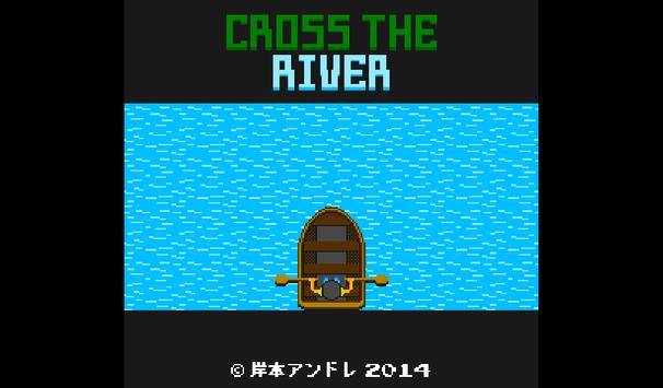Cross The River poster