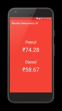 Latest Fuel Prices - All Major Indian Cities! poster