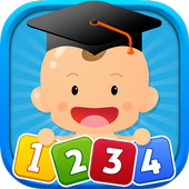 123 Toddler Learns Counting icon