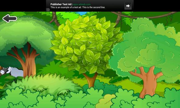 Baby Peekaboo Safari apk screenshot