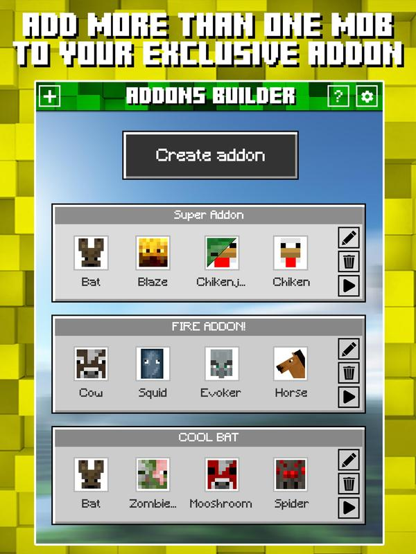 how to get addons for minecraft pe
