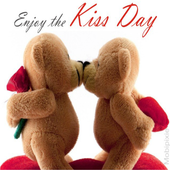 Kiss Day Greeting  & eCards icon