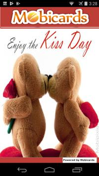 Kiss Day Greeting  & eCards poster