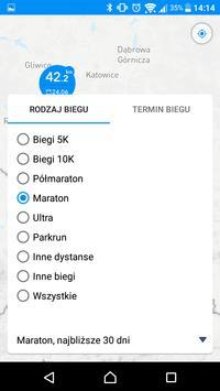 Kalendarz Biegowy screenshot 1