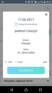 Kalendarz Biegowy screenshot 3