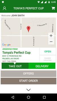 Tonya's Perfect Cup apk screenshot