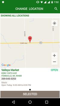Valley's Market apk screenshot