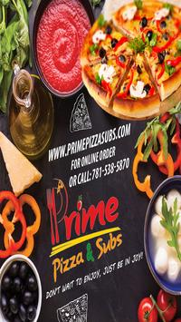 Prime Pizza and Subs poster