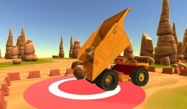Big Truck Driving Cargo screenshot 4