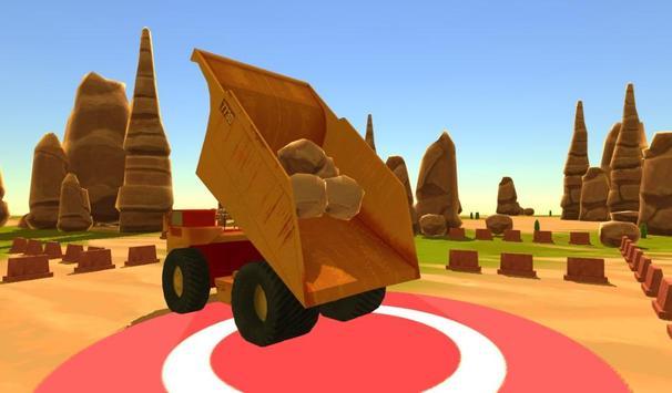 Big Truck Driving Cargo screenshot 1