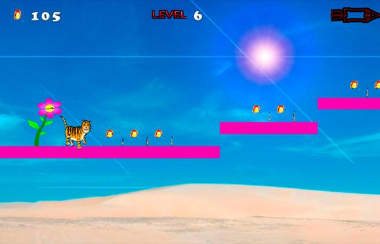Cat Running VS Re Panda and Dog. apk screenshot
