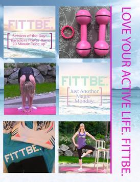 Fittbe Ballet Barre Workouts & Pilates screenshot 14