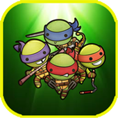 Best Ninja Turtle Escape icon
