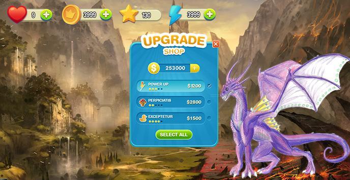 Super Dragons Adventure screenshot 5