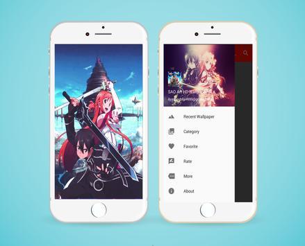 Sword Art Wallpaper HD apk screenshot