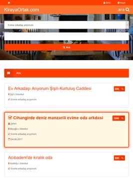 KirayaOrtak screenshot 6