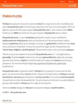KirayaOrtak screenshot 9