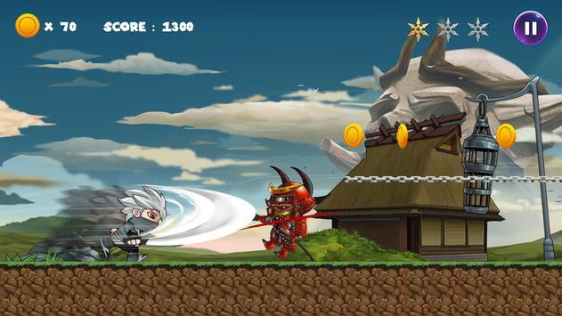 Ninja Run screenshot 5