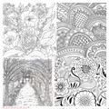 Adult Coloring Books Ideas