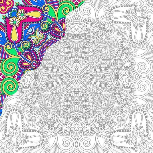 Adult Coloring Books Ideas poster