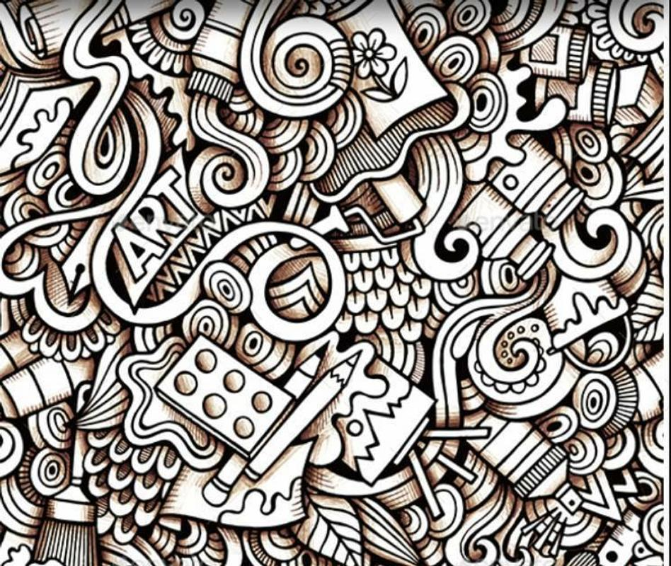 cool doodle designs sketches for android apk download