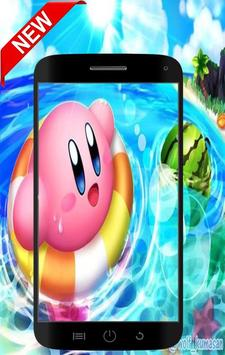 Kirby Star Allies gems Wallpapers Fans poster