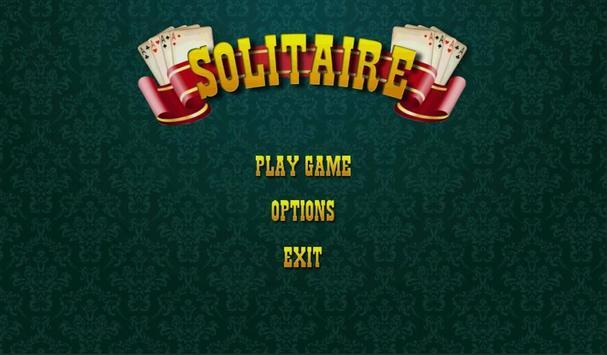 Klondike Solitaire HD poster