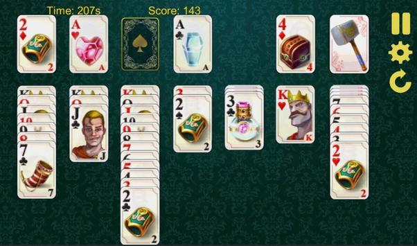 Klondike Solitaire HD apk screenshot