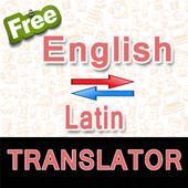 English to Latin and Latin to English Translator icon