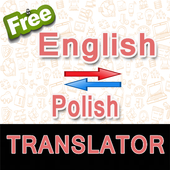 English to Polish and Polish to English Translator icon