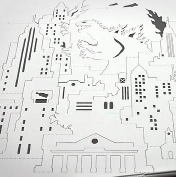 Kirigami Art screenshot 3